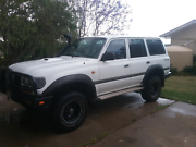 1991 Toyota 80 Series Landcruiser  land cruiser turbo diesel  Clifton Toowoomba Surrounds Preview