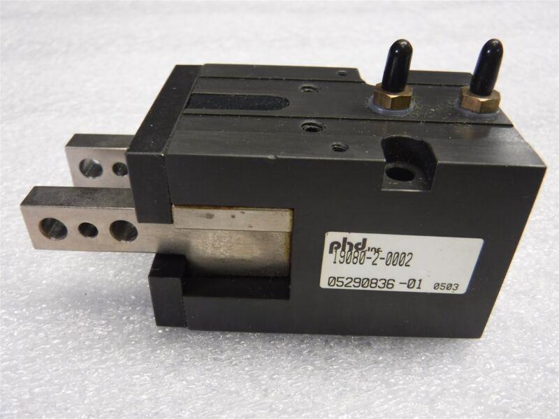 NEW PHD Parallel Pneumatic Gripper 19080-2-0002 U10
