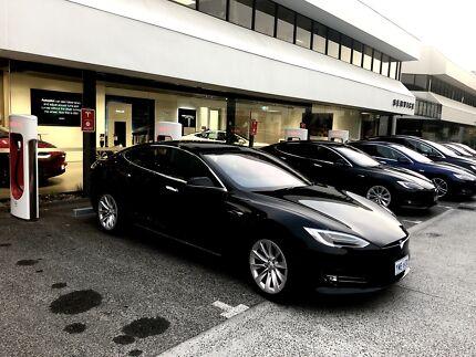 2017 75D Tesla car with auto pilot Perfect Condition Belmont Belmont Area Preview