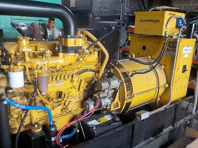 Generac 125kw Diesel Generator Set