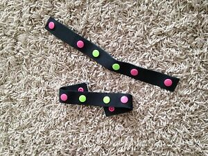 Elastic Snap Belt for Girls (2 available)