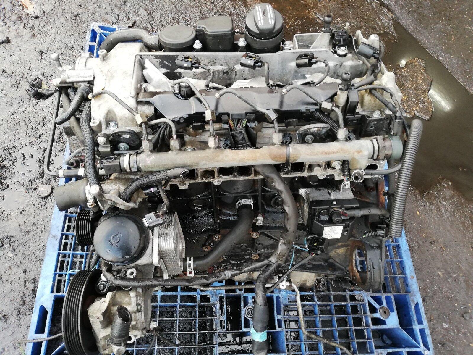 2004 MERCEDES C220 CDI W203 AUTO 2 2 CDI 150BHP COMPLETE BARE ENGINE OM  646 963