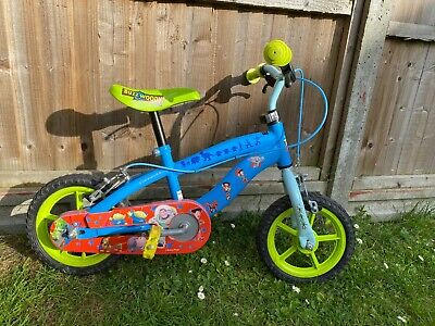 Disney Toy story Toddler bike Age 3+ in good condition