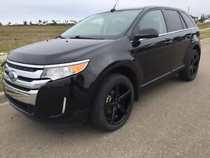2011 Ford Edge Limited  ONLY 77500 Km
