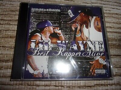 LIL WAYNE -  BEST RAPPER ALIVE - CD - (Lil Wayne Best Music)