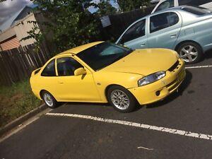 Mitsubishi Lancer 2002 5 months rego