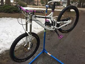 Transition TR450 small DH bike