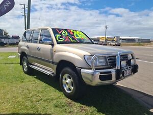 2004 Toyota Landcruiser GXL V8 Auto 4x4 - BEAUTY! Garbutt Townsville City Preview