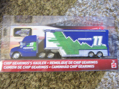 DISNEY PIXAR CARS 3 CHIP GEARINGS'S  HAULER