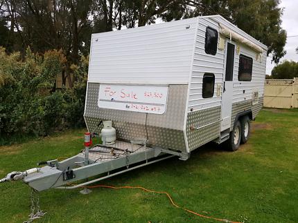Offroad Family Bunk Caravan