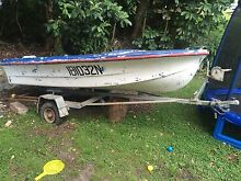 Project boat /trailer and motor Nambour Maroochydore Area Preview