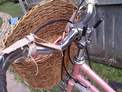 Genuine vintage bikes