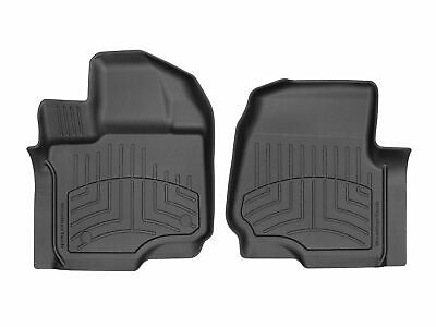 WeatherTech 3D Floor Mats For 2015-2019 Ford F-150 1st Row Pair 446971IM
