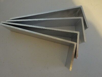 2 X 6 Aluminum Angle 18 Thick 1 12 In Length 4 Pieces
