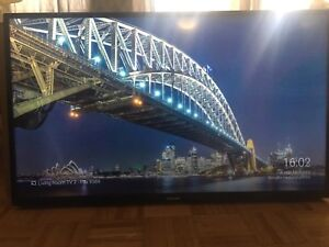 "Toshiba 50"" 4K UHD HDR LED Chromecast Built-in Smart TV"