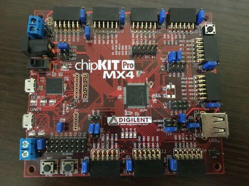 Digilent ChipKit Pro MX4 Development board