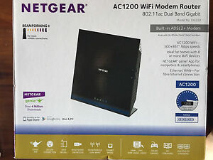 Netgear WiFi modem router Officer Cardinia Area Preview