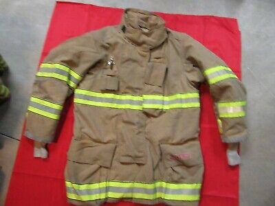 Mfg. 2014 Globe Gxtreme 42 X 35 Firefighter Turnout Bunker Jacket Fire Rescue