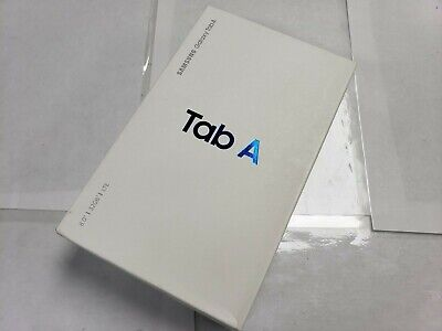 """NEW SEALED 2018 T-MOBILE SAMSUNG GALAXY TAB A 8.0 SM-T387T 8"""" 32GB TABLET"""