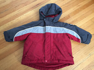 Boys 3-in-1 Winter Jacket