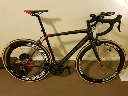 Focus Cayo 2015 Ultegra 11spd M full carbon road bike
