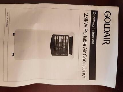Portable Air-conditioner