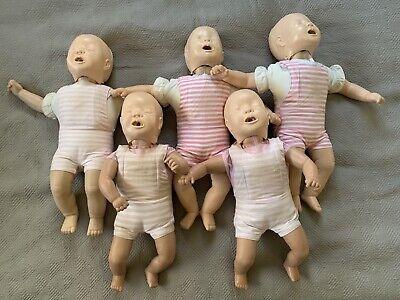 Baby Anne Infant Cpr Ems Emt Training Manikin Laerdal