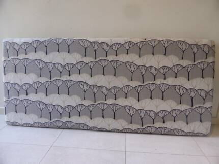 Coco Republic Upholstered Queen Size Bed Head Board