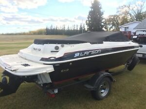 2013 Larson LX185S 100th anniversary edition. Low hours!