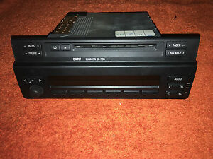 BMW E39 BUSINESS CD RDS Radio und CD 65128374999