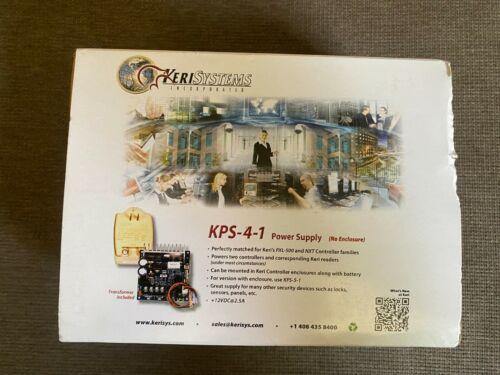 Keri Systems - KPS-4-1 - Power Supply No Enclosure