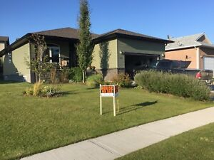 Beautiful family home located in Edson, Alberta