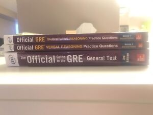 GRE Test Materials