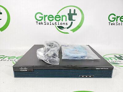 Cisco CISCO1921/K9 1900 Series Integrated Services Gigabit Network Router