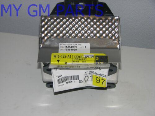 2007-2014 TAHOE YUKON ESCALADE 4WD MOTOR MOUNT ENGINE MOUNT NEW GM # 15854939