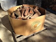 Firewood iron bark/hardwood blend WOOD IS STORED UNDERCOVER DRY!! Bringelly Camden Area Preview