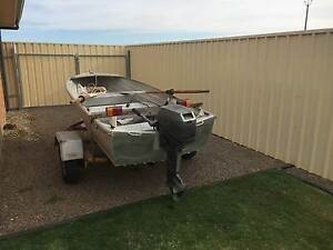 3.4m Savage Gull & 9.9 Mariner with trailer Kadina Copper Coast Preview