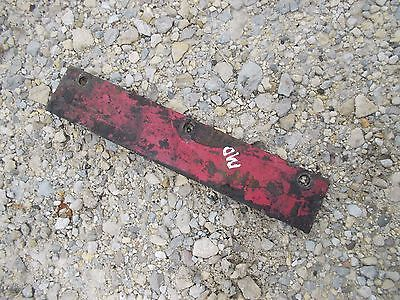 Farmall Md M Diesel Tractor Ih Ihc Engine Motor Mounting Bottom Plate