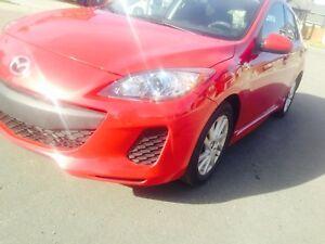 2013 Mazda 3 Sport Hatchback - Conditionally Sold