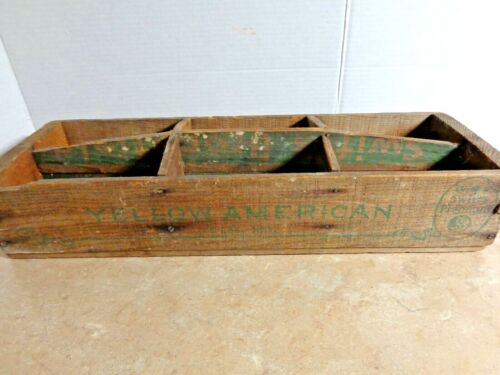 Primitive Made Cheese Box Caddy