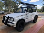 Suzuki Vitara (1994) Canberra City North Canberra Preview