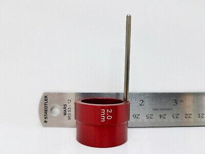 Hoya Conbio Medlite C6 Multilite 650nm Distance Gauge 2.0mm Multi Lite Con Bio