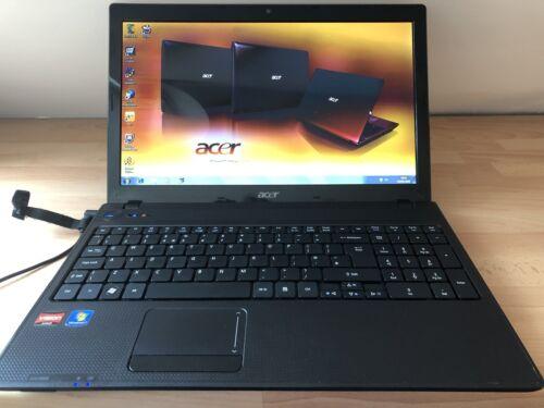 "Laptop Windows - Acer Aspire Laptop 5552 15.6""  AMD Athlon, 2GB 300GB HDD Windows 7"