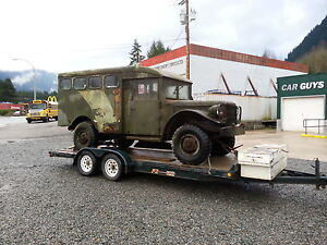 1954 dodge power wagon m152