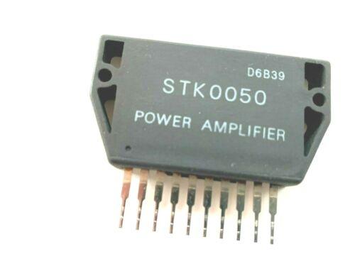 STK0050  Power Amplifier + Heat Sink Compound New Original SANYO