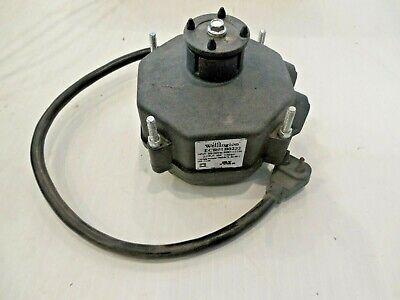 Wellington Evaporator Refrigeration Electric Fan Motor Ecr01b0232 Ecr 01