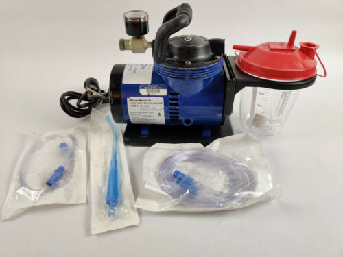 Roscoe Medical Heavy Duty Aspirator Suction Pump 115v