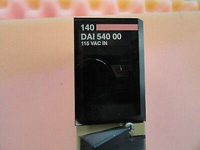 Aeg Modicon 140 Dai 540 00 115vac In