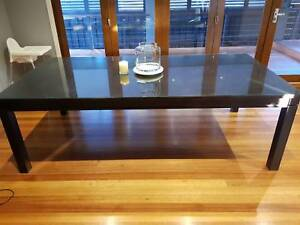 8-10 SEATER DINING TABLE - SOLID TIMBER
