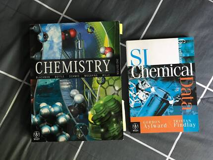 Chemistry (2nd Edition) 2012 By Allan Blackman and others